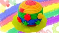 白雪玩具屋 2016 彩虹糖果冰淇淋雪糕杯雪糕球 494