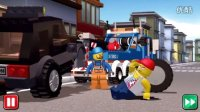 乐高城市小游戏之城市救援  第1期 救援机器人出发,新的城市|亲子玩游戏