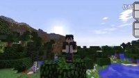 我的世界Minecraft★多模组怪物大陆噩梦生存ep1身陷盘丝洞