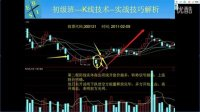 股票入门 K线图基础知识 K线实战技法 股票行情分析  周增权