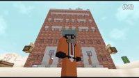 【皮卡】我的世界Minecraft模拟城市第八集:单身公寓