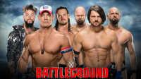 【中文解说】WWE决战之地2016!约翰塞纳上绳超级