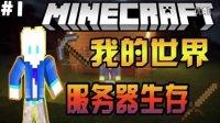 【帕蒙】我的世界Minecraft服务器生存#1