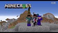 负豪渣&疯狂的世界『Minecraft』EP10怪物大乱斗火影忍者鸣人