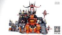 【月光砖厂】乐拼未来骑士团系列14019小丑熔岩巢穴复刻乐高LEGO70323乐高速组评测乐高积木