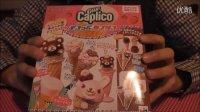 【喵博搬运】【日本食玩-可食】DIY巧克力糖果冰激凌《 ̄┰ ̄*》