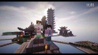 负豪渣&明月庄主★EP20我的世界1.10正式版空岛生存斩妖除魔获神剑Minecraft