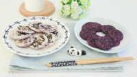 奶香紫薯饼 宝宝辅食微课堂