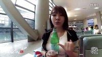 GlamGal:@Selina_王玥晨 吃货玥的机场日记