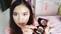 夏日日常妆秒变玫瑰色妆容&爱用品&空瓶记&彩妆购物分享