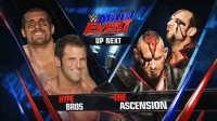 【中文解说】WWE2016年8月7日MainEvent