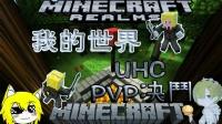 我的世界(Minecraft)原版1.8.0服务器小游戏丨UHC单人PVP
