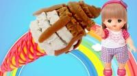 白雪玩具屋 2016 巧克力雪糕冰淇淋 547