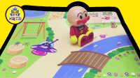 兜糖缤纷王国 2016 红豆面包超人和朋友们一起玩过家家玩具 72