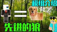 ★我的世界★Minecraft 模组介绍 【先进的狼】残暴的电磁干犬