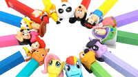 彩虹乐园 2016 最受欢迎泡泡糖 玩具总动员来代言 339