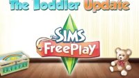<The Sims Freeplay>---婴幼儿成长内容加入!
