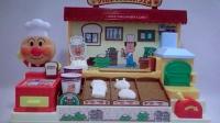 面包超人  烤面包玩具