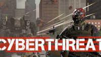 【大丁丁VR游戏实况】《CyberThreat》优化奇差!期望越大,失望也越大!