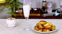 有爱的早餐,葱香黄油面包做法
