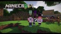 负豪渣&疯狂的世界EP12『Minecraft』怪物大乱斗妖魔漫天