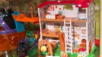 【happy face】【children】面包超人馆   玩具展厅的玩具