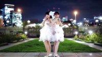 【夜间宅舞】【私と豆】Twinkle x Twinkle【虽然舞蹈动作不多 但是两位妹子的着装的确让人眼前一亮~】