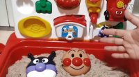 认识小动物 面包超人和他的朋友们【玩具大风车46】