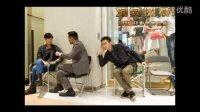 《反贪风暴2》三男神戏里斗狠戏外一团和气