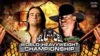 【中文解说】WWE地狱铁笼赛 死神送葬者 VS 世界最强CM朋克