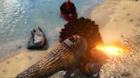 方舟生存进化-20《双人起源-红烧乌龟》