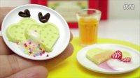 可丽饼和松饼-日本食玩-万代迷你厨房 008
