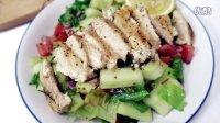 鸡肉沙拉 chicken salad | Janet