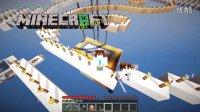 负豪渣&明月庄主★EP42我的世界1.10正式版空岛生存Minecraft几何没学好