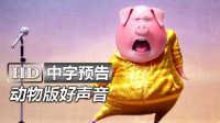 小黄人团队新作《星梦动物园/欢乐好声音/歌唱 Sing》高清中字中文香港版预告:黑寡妇斯嘉丽·约翰逊|王牌特工蛋蛋塔伦·埃格顿|星际穿越马修·麦康纳|瑞茜·威瑟