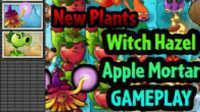 植物大战僵尸2国际版 新植物金缕梅(未完成)