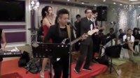 Rex Chow & Dr Ken Lee - 愛拼才會贏 (現場為客人伴奏唱歌) [專業晚宴音樂表演服務]