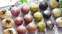 《糯米团子的厨房日记》 第七期 蛋黄酥、螺旋酥
