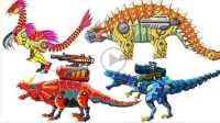 恐龙乐园    剑龙长颈龙刀背龙   机械恐龙集合  恐龙帝国恐龙化石恐龙战队恐龙总动员侏罗纪世界