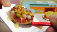 可吃的披萨糖果-日本食玩-万代迷你厨房 051