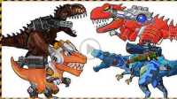 恐龙乐园   三角龙 恐龙组装集合  恐龙帝国恐龙化石恐龙战队恐龙总动员侏罗纪世界