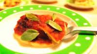 披萨和意大利面-日本食玩-万代迷你厨房 052