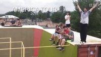 【洁癖男】英国风暴定点王Kie Willis美国跑酷之旅 - America Tour 2016