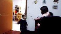 皓皓和妈妈吵架20151230