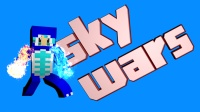 我的世界hypixel空岛战争skywars#68:菜鸡的要死,恐龙屁股被捅爆