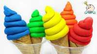 惊喜蛋, 奇趣蛋, 出奇蛋, 拆蛋了! 彩泥冰淇淋 玩具拆箱 愤怒的小鸟 怒红鸟 飞镖黄 炸弹黑 绿猪王 155