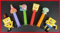 开心时刻与玩具介绍 2016 海绵宝宝美国糖果机玩具 115
