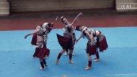 中央民族大学舞蹈《金穗儿银铃》
