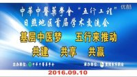"""中华中医药学会""""五行工程""""学术会议"""