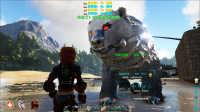 方舟生存进化-14¡º新起源篇-单挑boss的¡®机械¡¯熊¡»